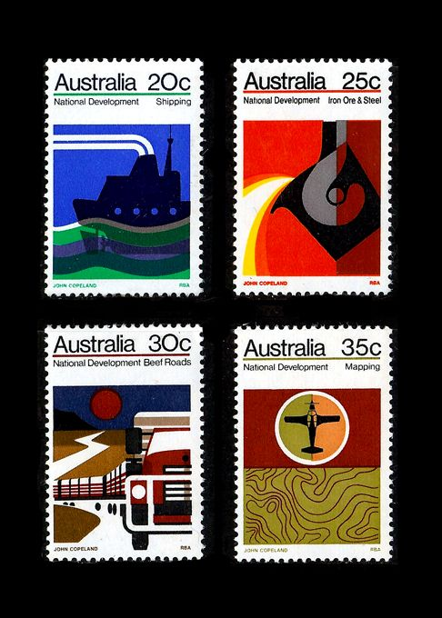 copeland-stamps: Copeland Stamps, Australia Stamps, Stamps Collector, Development Stamps, Graphics Design, Australian Stamps, Graphics Art Design, Stamps Design, Postage Stamps
