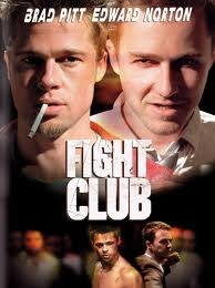 "Fight Club (1999) - Watch Movies Online Free, Full Downloads Free:     Fight Club is a 1999 American film directed by David Fincher and stars Edward Norton, Brad Pitt, and Helena Bonham Carter. Norton plays the unnamed protagonist, an ""everyman"" who is discontented with his white-collar job. He forms a ""fight club"" with soap maker Tyler Durden, played by Pitt, and becomes embroiled in a relationship with him and a dissolute woman, Marla Singer, played by Bonham Carter."