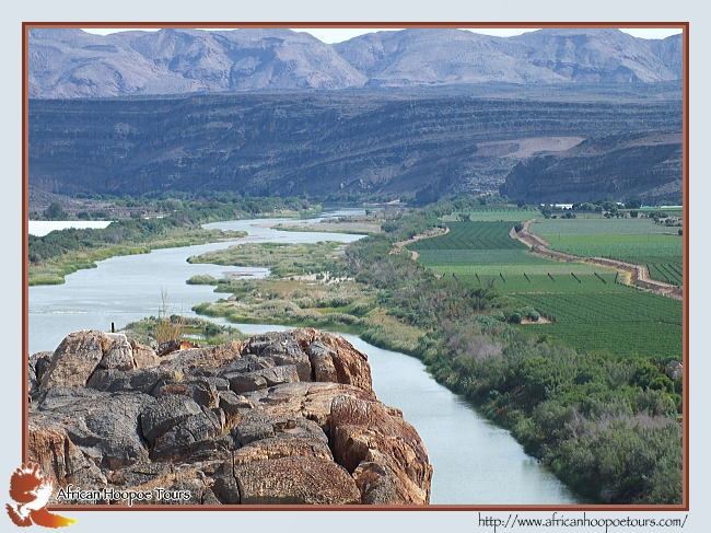 Orange River, South Africa