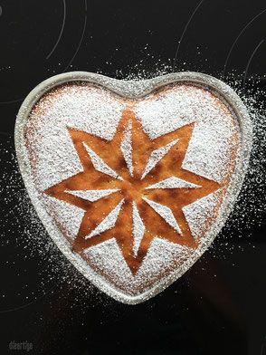 dieartige - Inspiration | Valentinstag, süßer Herz-Kuchen // Valentinsday, Sweet Cake, Heart