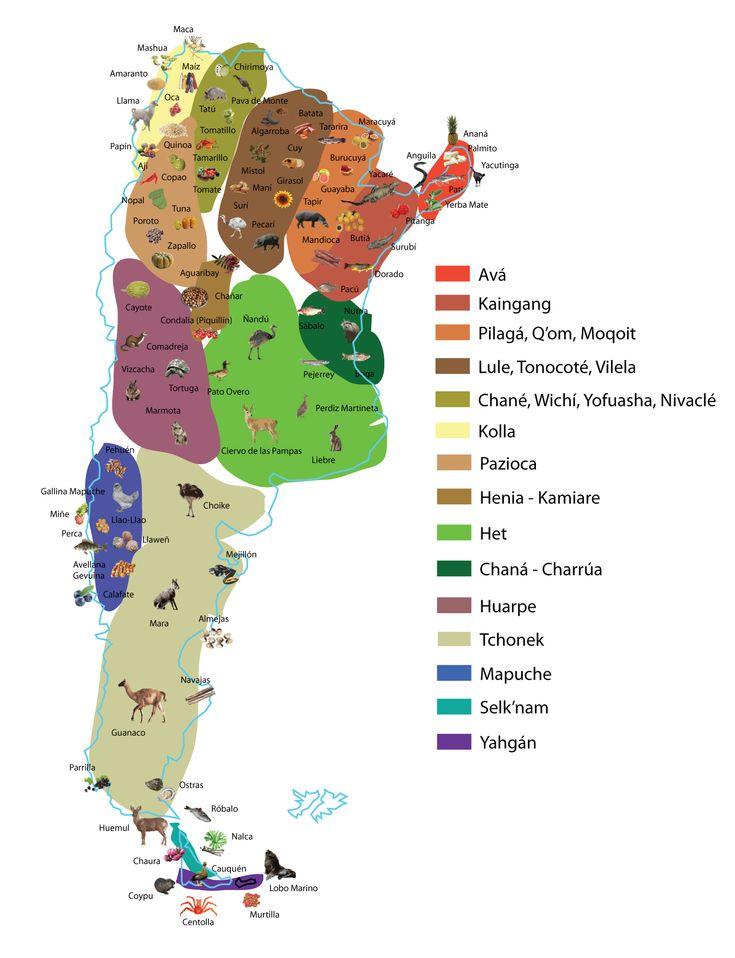 Alimentos de los pueblos originarios de Argentina argentina_zonas_productivas_culturales_con_etnias_y_producciones_TODAS