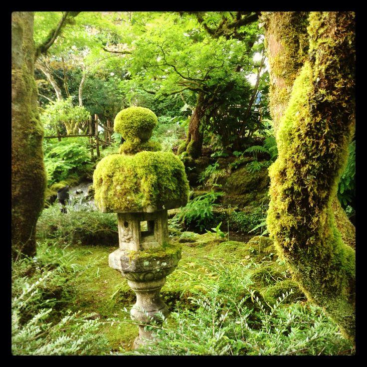 Buchart Gardens. Victoria.