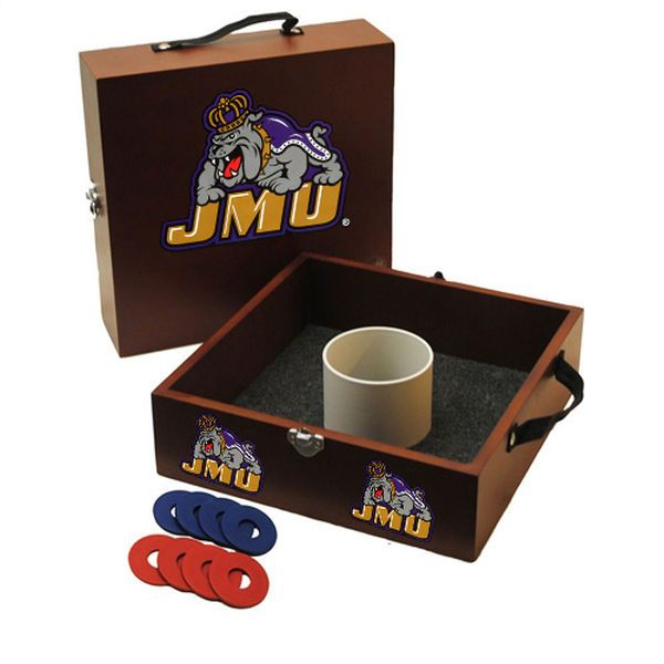 James Madison Dukes Washer Toss Game - $69.99