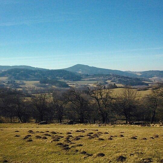 Hill & molehill