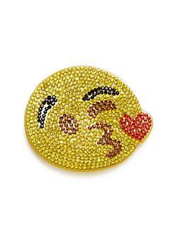Bari Lynn Kid's Kissy Emoji Clip