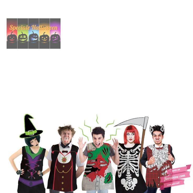Costumi di emergenza per Halloween - Halloween Emergency Outfits Spooky  Siete ancora in tempo per travestirvi ad Halloween! Basta un costume di emergenza! http://www.floreskine.com/costume-emergenza-halloween/