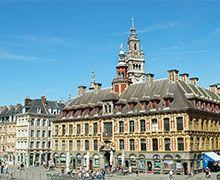 Manifestation de commerçants à Lille pour dénoncer le nouveau plan de circulation