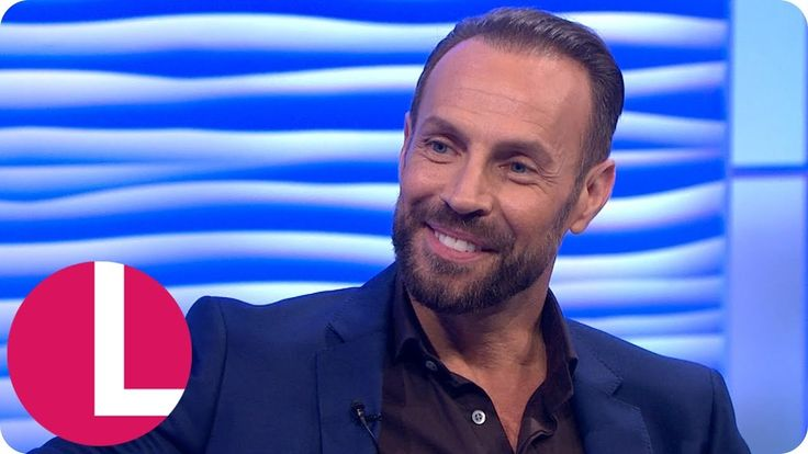 Jason Gardiner Is the New Dancing on Ice Judge! | Lorraine