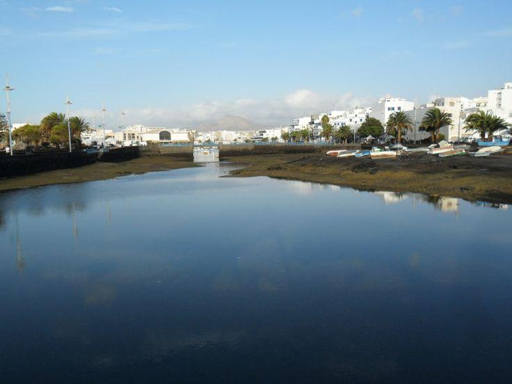 Charco de San Gines, Lanzarote