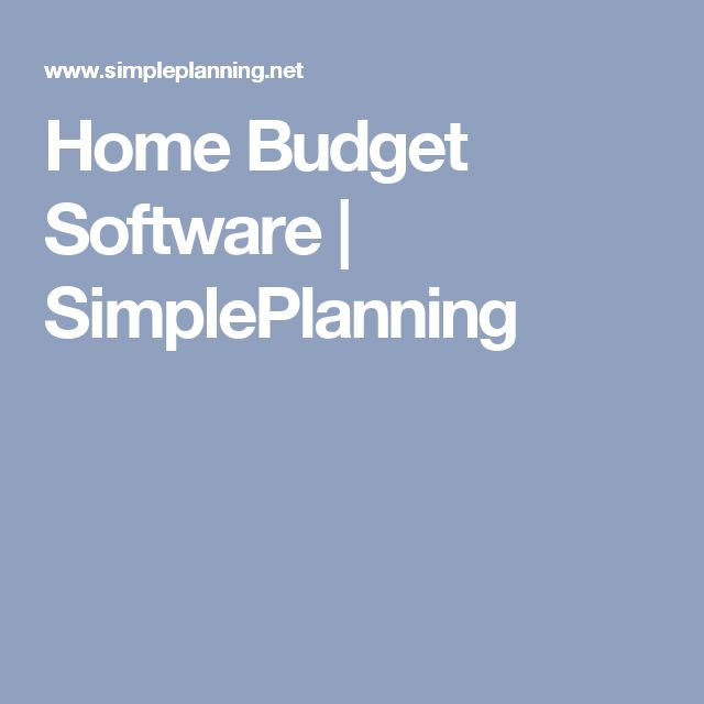simple home budgeting software akba greenw co