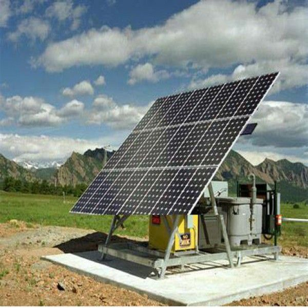 Solar Panel Rated Output Power 1kw Suitable For Daily Power Consumption 3 5kwh Allowable Max Continuous Solar Panels Off Grid Solar Panels Solar Panel Cost