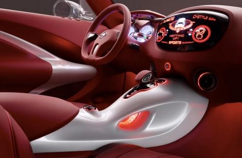Nissan design concept