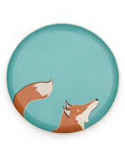 I like this very much  Bone China Side Plate