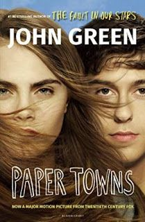 Literary Flits: Paper Towns by John Green