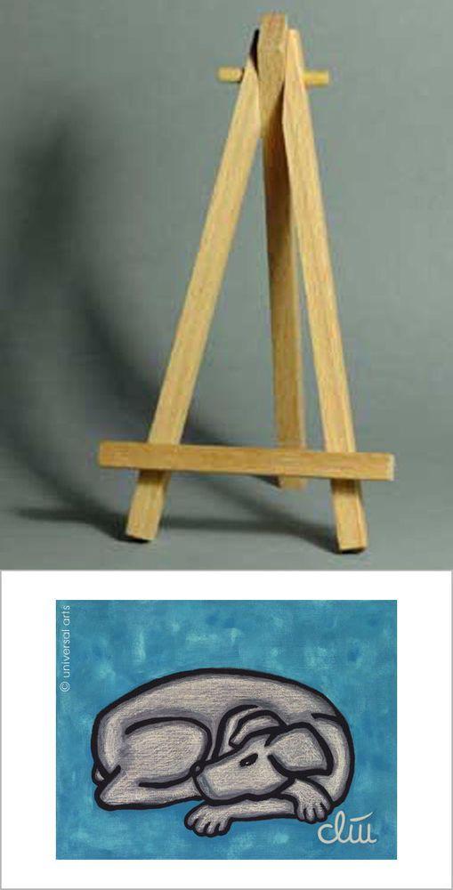 die besten 25 mini staffelei ideen auf pinterest harry. Black Bedroom Furniture Sets. Home Design Ideas