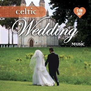 Celtic wedding music, preferably performed by live musicians.