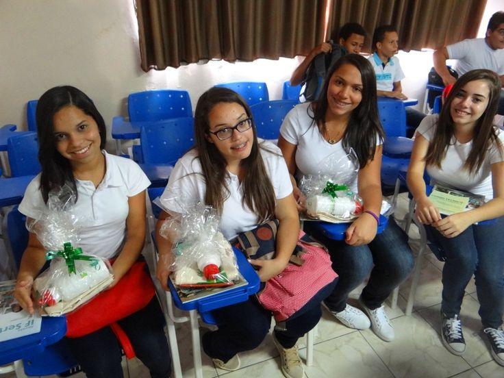 Nesta segunda-feira (15), o campus Serra Talhada do Instituto Federal do Sertão Pernambucano (IF Sertão-PE) deu as boas vindas aos estudantes aprovados no Processo Seletivo 2016, com entrada para o...