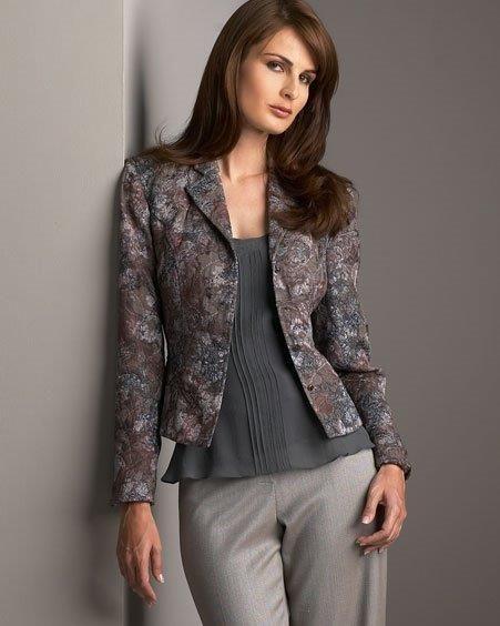 Женский деловой костюм на заказ