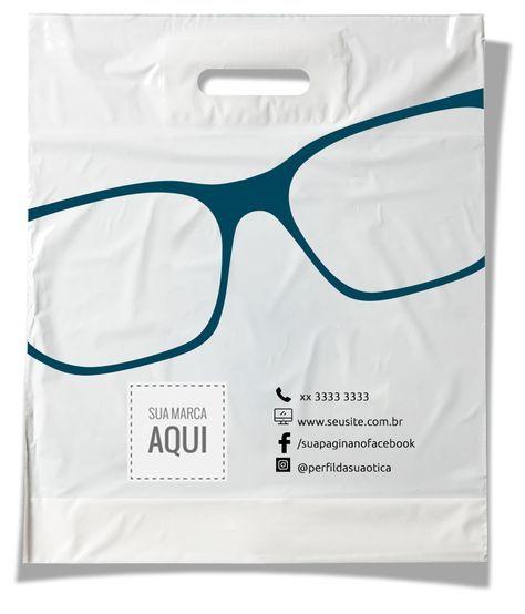 Marca Da Sacola En ÓticaOptica 2019 Sua Promover A Para Plástica qpUzSGVM
