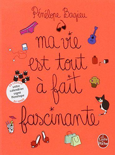 Ma vie est tout a fait fascinante - Edition avec Jacquette/Calendrier de Pénélope Bagieu http://www.amazon.fr/dp/2253131555/ref=cm_sw_r_pi_dp_pKpmvb1P4QJ49