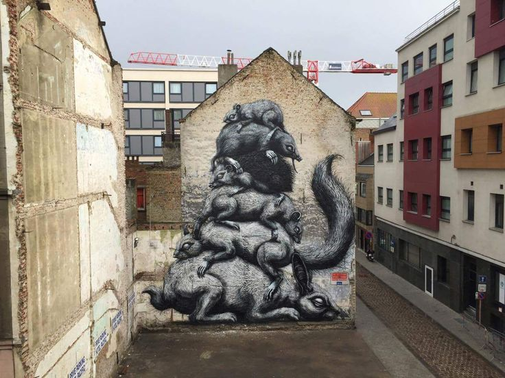 The 10 Most Popular Street Art Pieces of March 2016