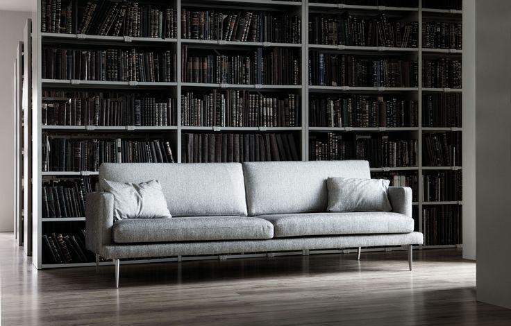 Sofa Ludvig  SITS www.euforma.pl #sofa #sits #design #home #livingroom #interiordesign