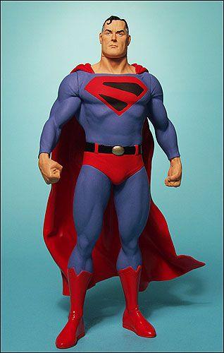 Superman Kingdom Come Action Figure