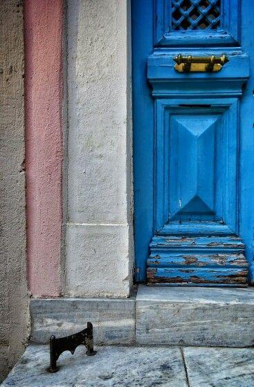Koukaki. Athens.