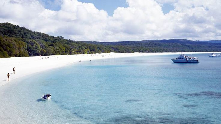 Whitehaven, Isole di Whitsunday, Australia