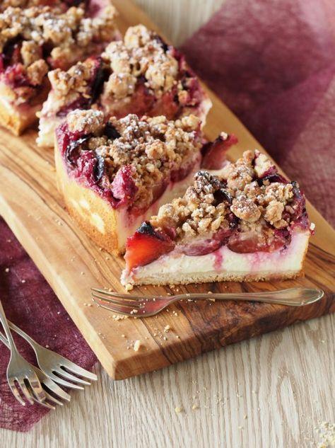 Kuchenpräferenzen oder Pflaumen-Quark-Kuchen