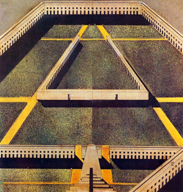 Além da Arquitetura: os desenhos de Aldo Rossi | IdeaFixa | ilustração, design, fotografia, artes visuais, inspiração, expressão