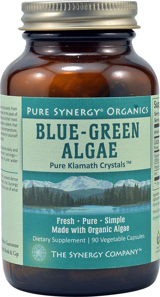 The Synergy Company Blue-Green Algae