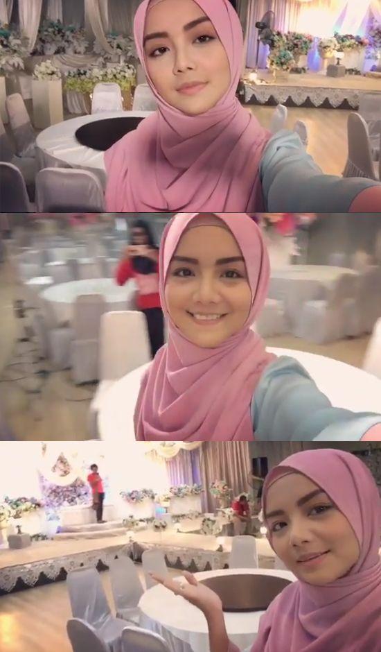 10 Gambar Cantik Top Blogger Mira Filzah