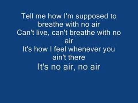 No Air - Jordan Sparks ft Chris Brown
