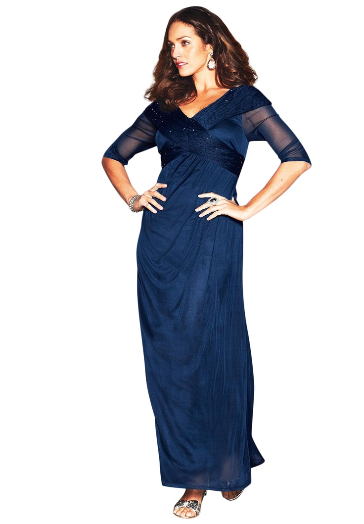 Jessica London Plus Size Formal Dresses Purple Graduation Dresses