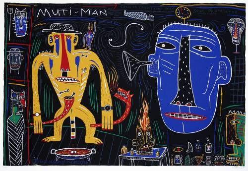 norman-catherine-multi-man-1992