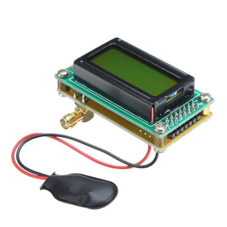 11.00$  Watch now - http://ali1yq.shopchina.info/go.php?t=32794840509 - 9V Frequency Meter 500mhz High Precision Reader RF Radio Frequency Measuring Instrument  #buyonline
