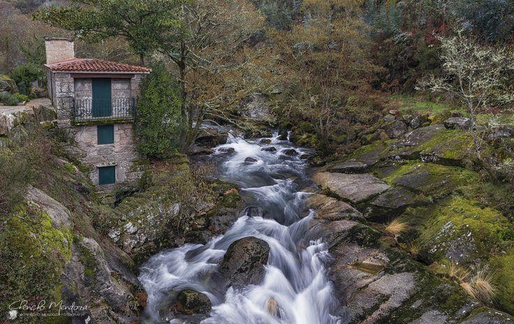 Rio Almofrei. Cotobade, Pontevedra