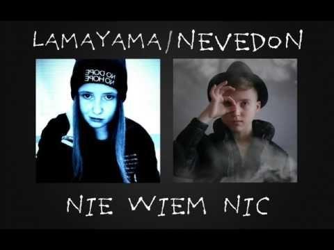 Nevedon ft. LamaYama - Nie Wiem Nic [Official Audio]