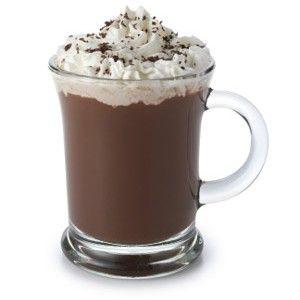 Crockpot hot-chocolate