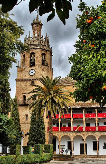 Ronda, Malaga, Spain | Travel to beautiful places