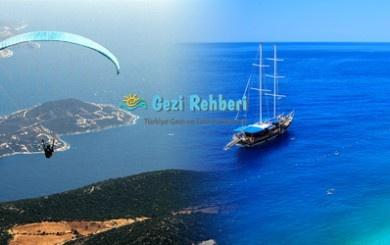 Turkey Antalya Kas Travel