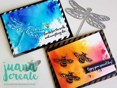 Juana Ambida Independent Stampin' Up!® Demonstrator Australia | Dragonfly Dreams