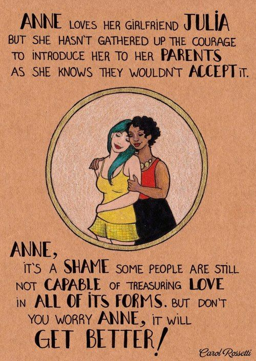 My name is ANNIE...and this is eerily similar..