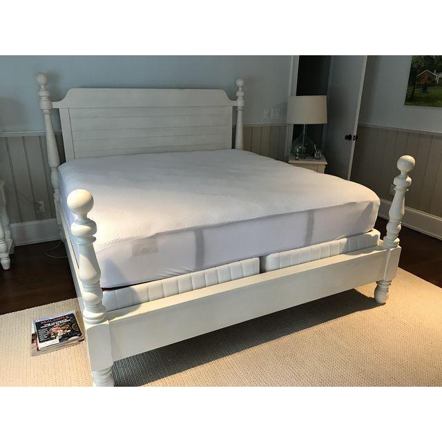 Image Of Pottery Barn King Size Caroline Bed Bed King Bed Frame