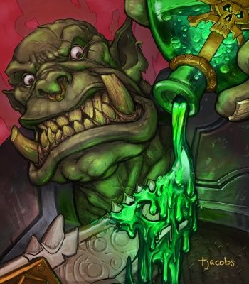 Hearthstone Rogue Fan Art Some of the best World of Warcraft Weapons