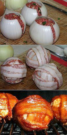 Луково-мясные мячики: блюдо, которое сразит наповал всех твоих гостей! | Четыре вкуса