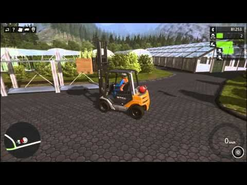 Construction Simulator 2015, Forklift, Truck, Are You Sleeping Nursery R...