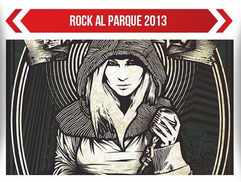 Rock al Parque 2013