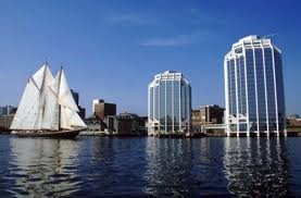 Halifax AND the Bluenose II! (A two-for-one).